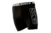 Mons Royale Men Boxer black folo
